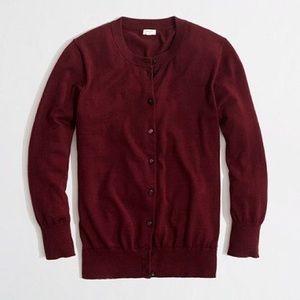 J. Crew Clare Cardigan Sweater